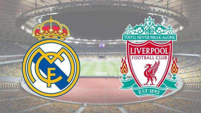Champions League Final Real Madrid Vs Liverpool Head To