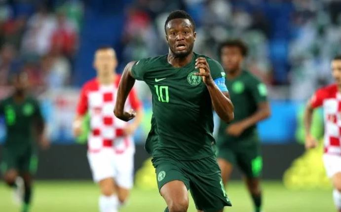 88a34ec996fcd John Obi Mikel  I Will Play Defensive Midfield For Super Eagles ...